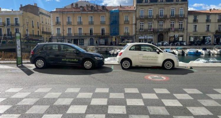 Quai Nöel Guignon (Sète) – Une 2ème voiture est disponible